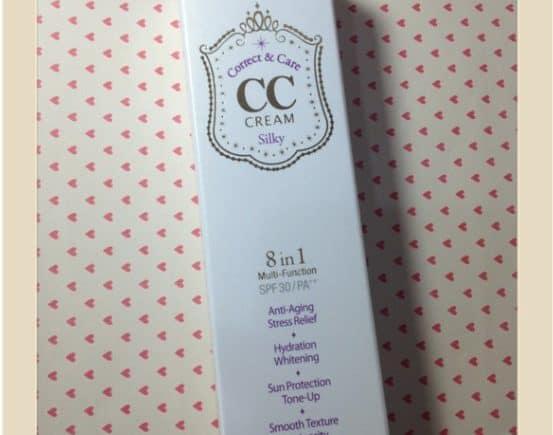 Review : Etude House CC Cream #01 Silky by Jessica Alicia