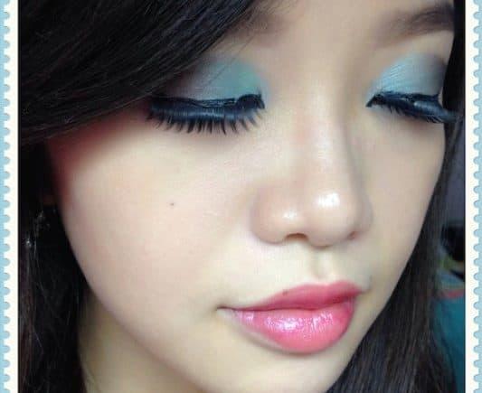 "IBB Makeup Challenge June 2014 ""Be Bold Be Smokey"""