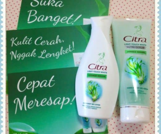 Review : Citra Light-Touch White Japanese Wakame by Jessica Alicia