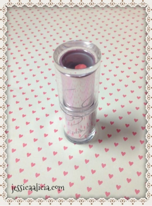 Review & Swatch : Etude House Look at my Lips #09