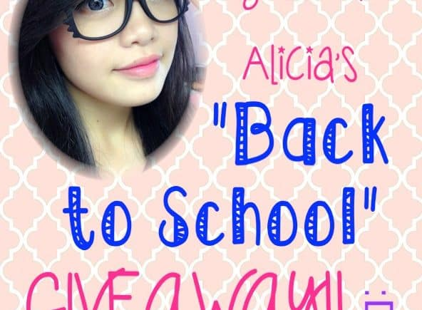 "Jessica Alicia's ""Back to School"" Giveaway! (CLOSED)"