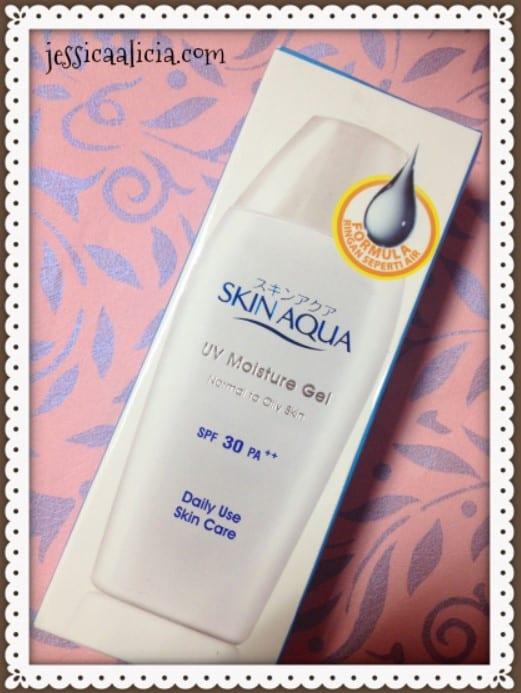 Review : Skin Aqua UV Moisture Gel
