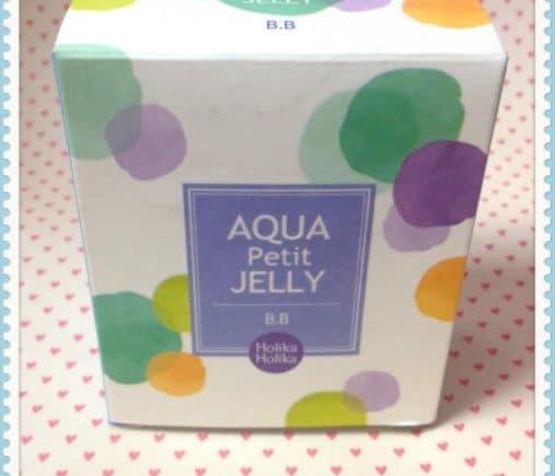 Review : Holika Holika Aqua Petit Jelly BB #02