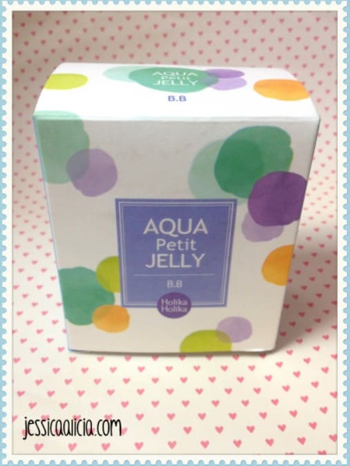Review : Holika Holika Aqua Petit Jelly BB #02