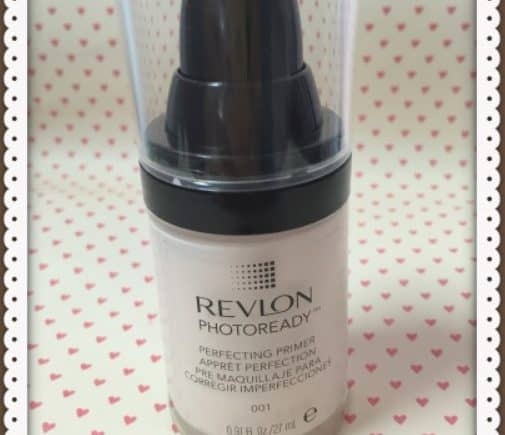Review : Revlon PhotoReady Perfecting Primer (001)