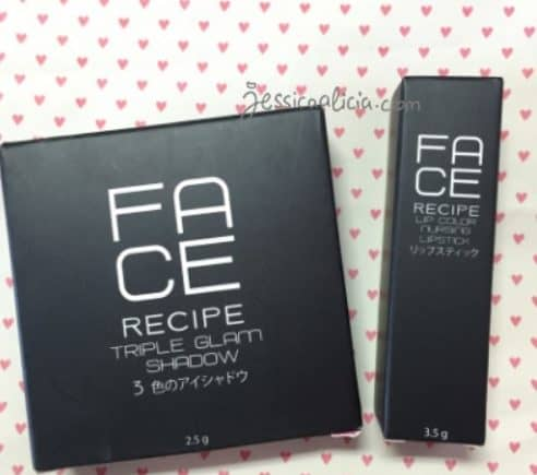 Review : Face Recipe by Copia Beauty and Valentine's day Makeup Tutorial