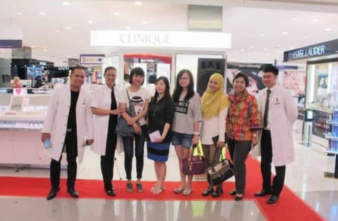 Event Report : Clinique Indonesia at Centro, Bali by Jessica Alicia