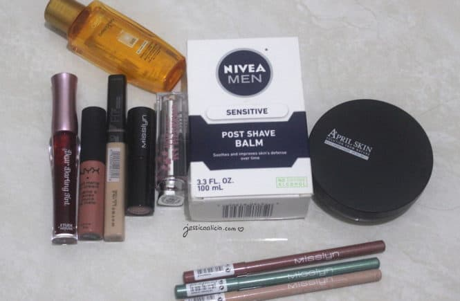 My Collective Haul by Jessica Alicia