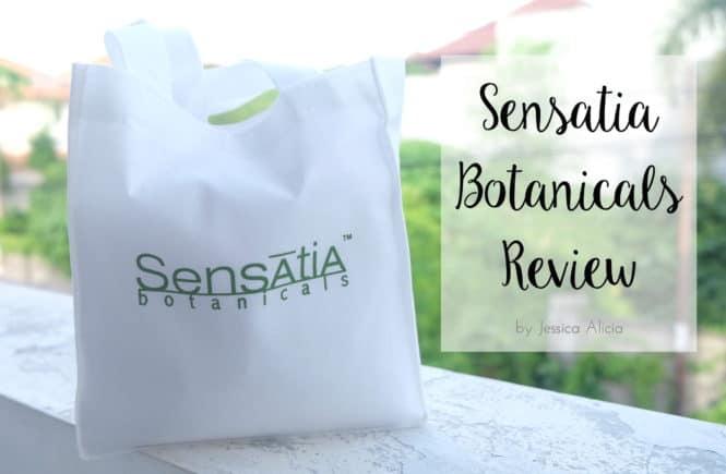 [Review] Skincare Berbahan Alami dari Bali - Sensatia Botanicals by Jessica Alicia