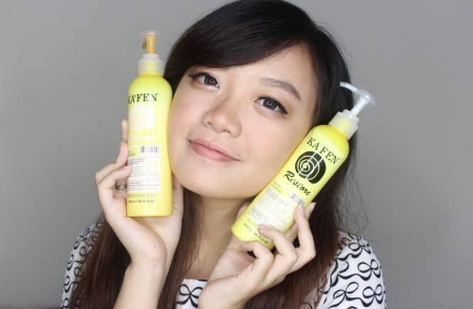 Rambut Sehat dan Lembut dengan Ka'fen Restore Series [Review] by Jessica Alicia