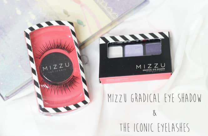 Mizzu Cosmetics Eyeshadow & Eyelash Review + Makeup Look! by Jessica Alicia