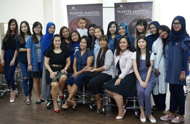 Event Report : Workshop with Puspita Martha ft. Surabaya Beauty Blogger