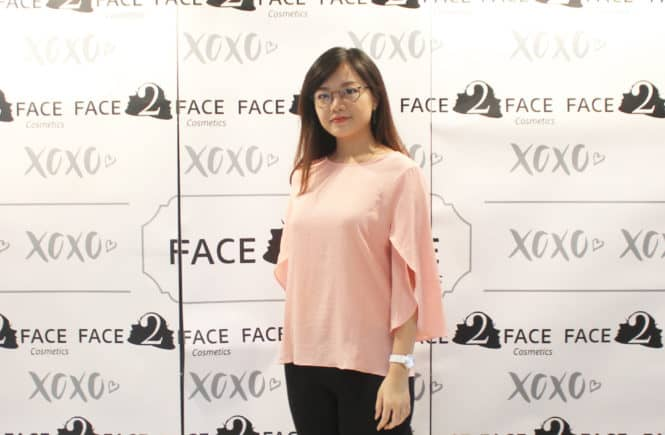 Event Report : Paint Your Little Canvas Nail Art Workshop ft. Face2Face Cosmetics by Jessica Alicia
