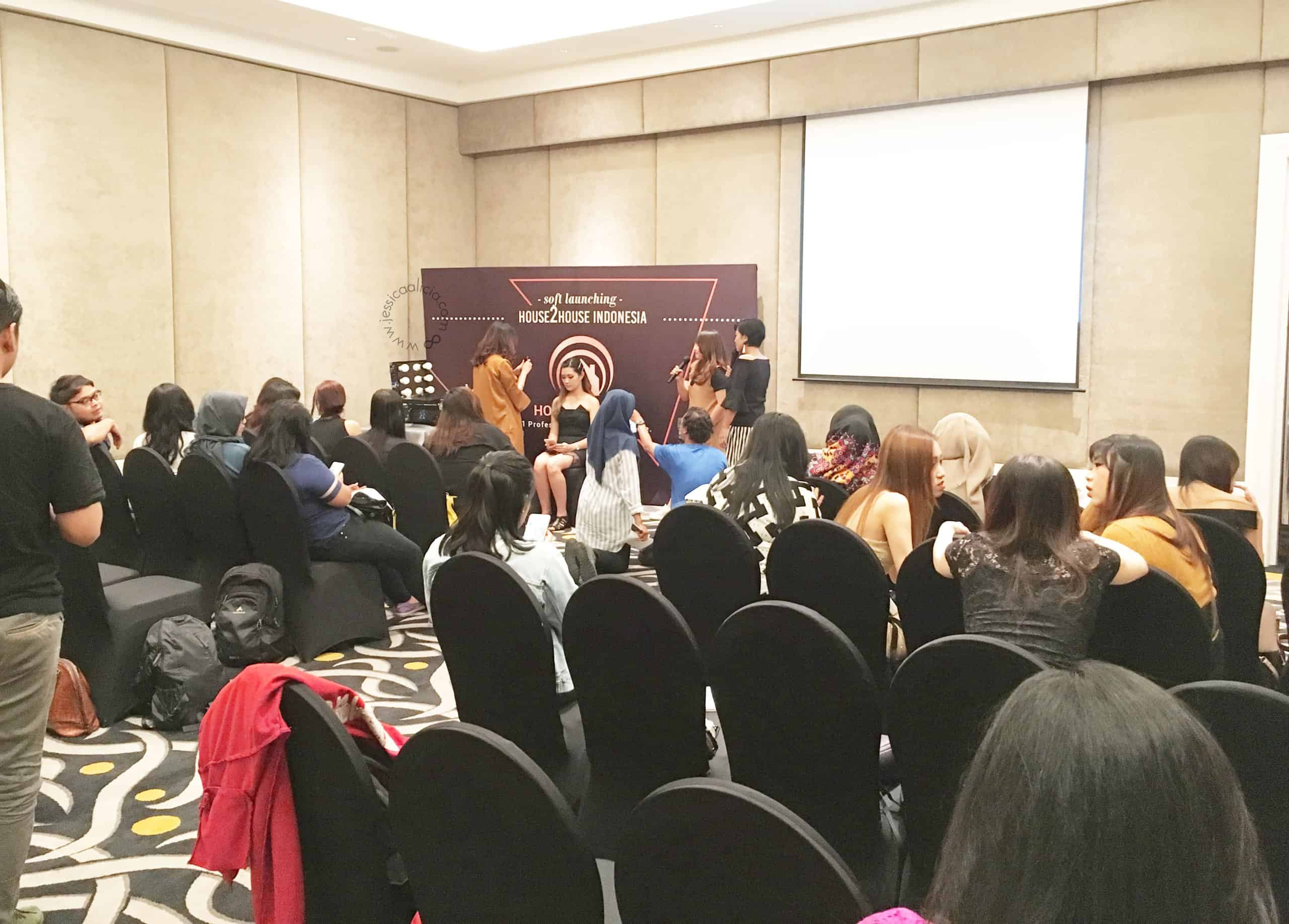 Event Report : Soft Launching of House2House Indonesia