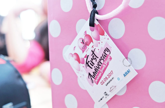 Event Report : Surabaya Beauty Blogger's First Anniversary by Jessica Alicia