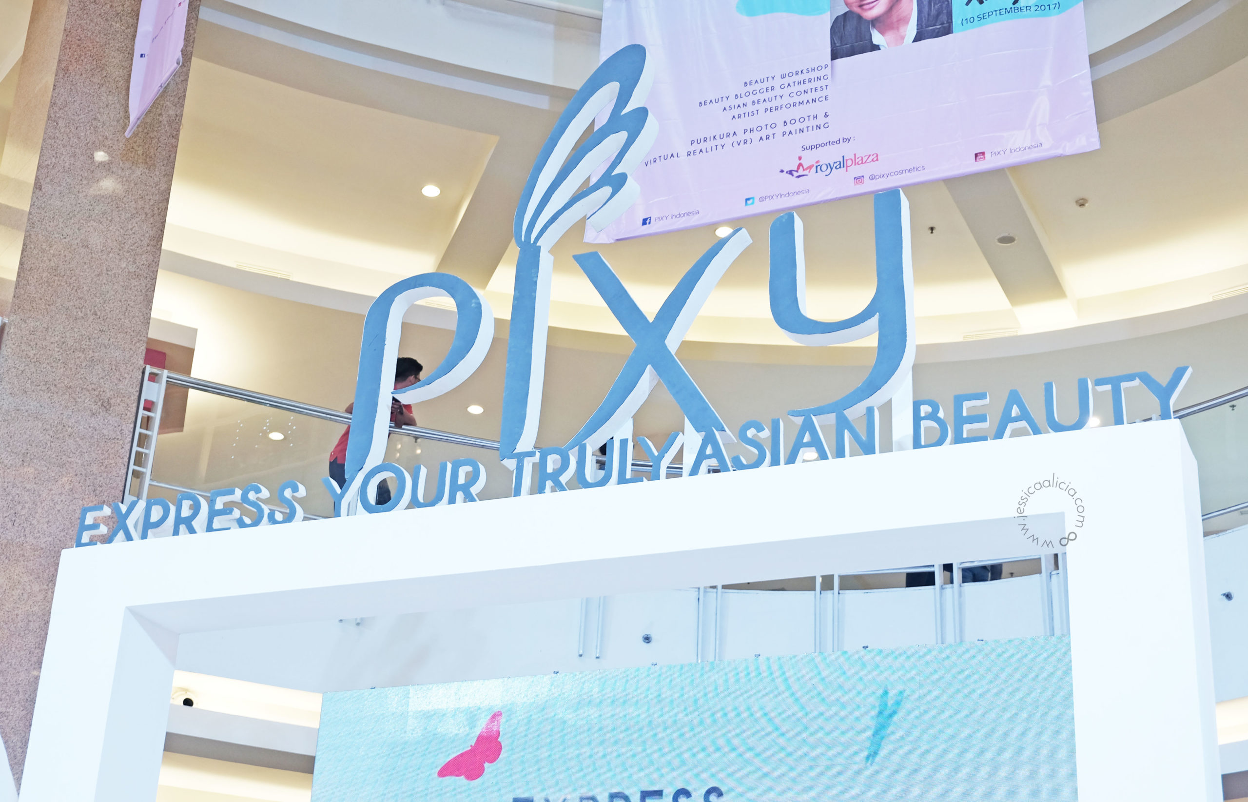 Event Report : PIXY Express Your Truly Asian Beauty at Surabaya