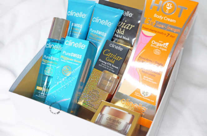 Review : Clinelle PureSWISS & Caviar Gold Skincare (8 PRODUCTS!) by Jessica Alicia