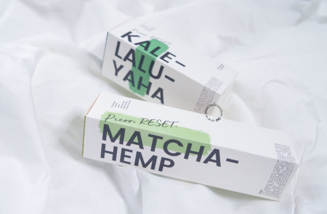 Review : KRAVE BEAUTY Matcha Hemp Hydrating Cleanser & Kale-Lalu-yAHA by Jessica Alicia