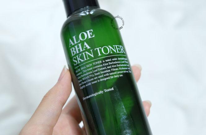 Review : Benton Aloe BHA Skin Toner by Jessica Alicia
