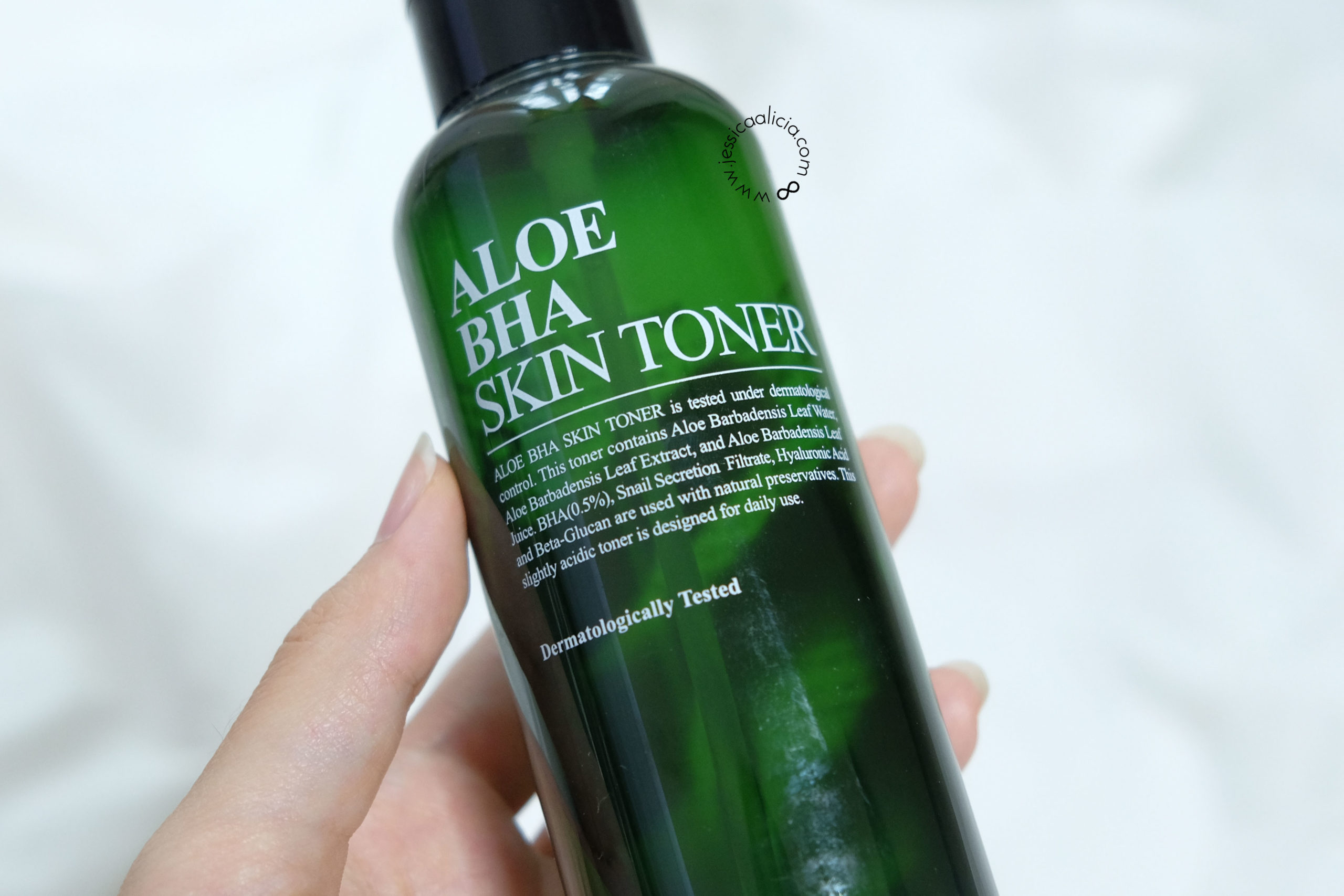 Review : Benton Aloe BHA Skin Toner