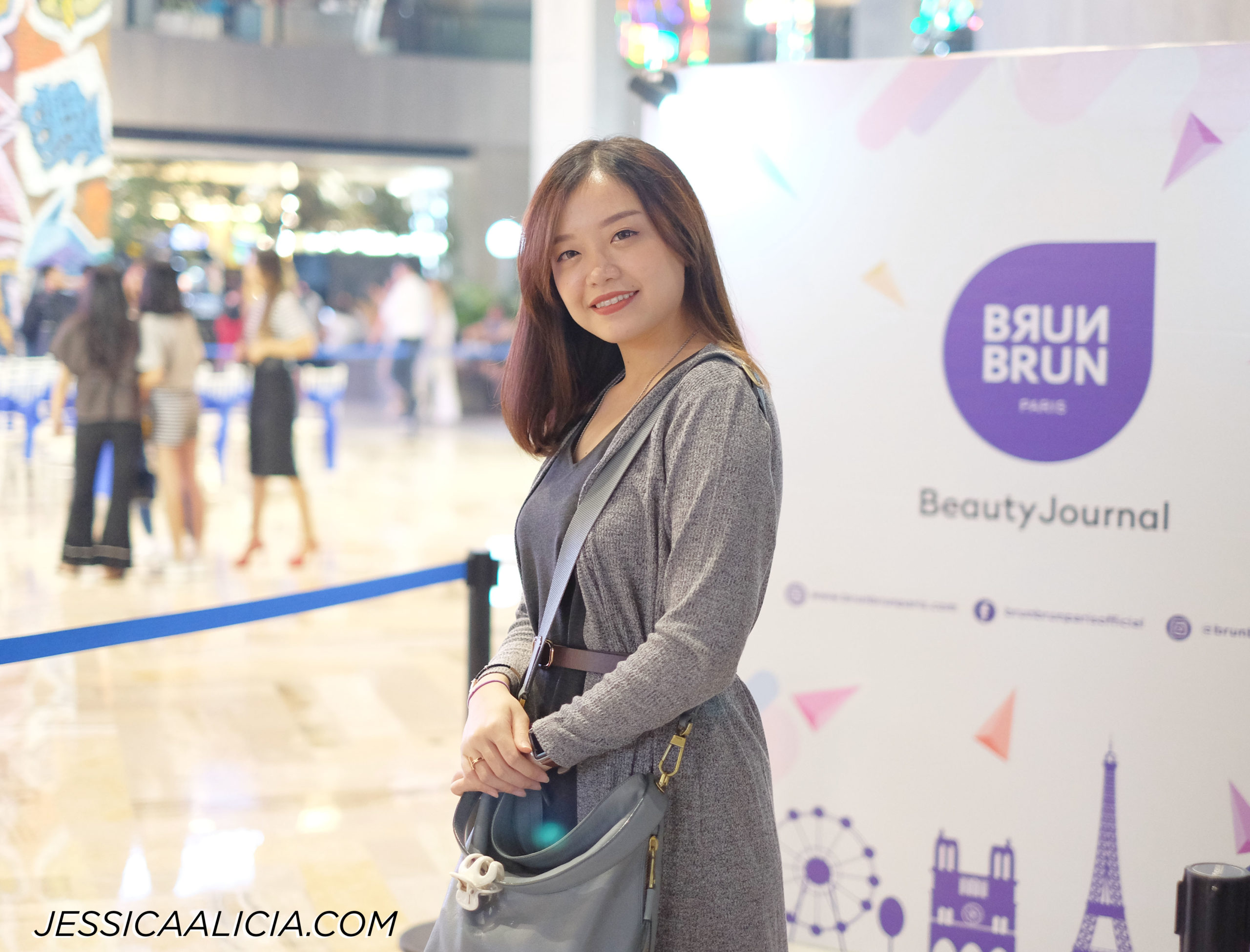 Event Report : Beauty Journal x BRUNBRUN Paris Roadshow - Parisienne Party Look