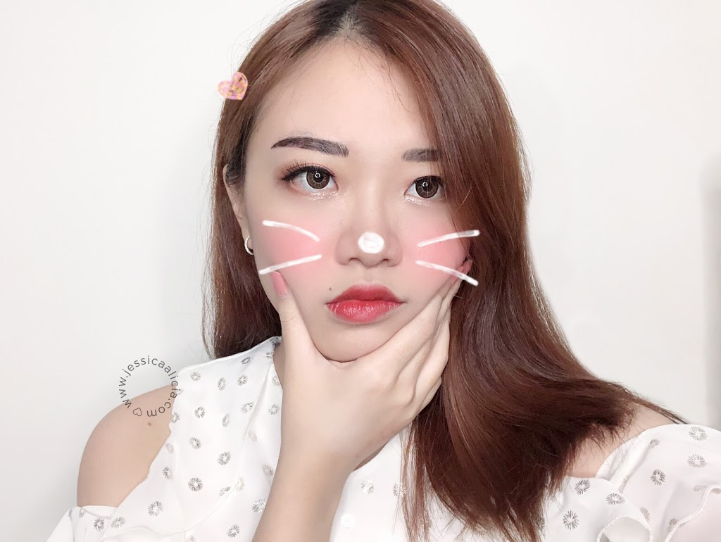 Blushed Korean Makeup Tutorial feat. Althea Makeup