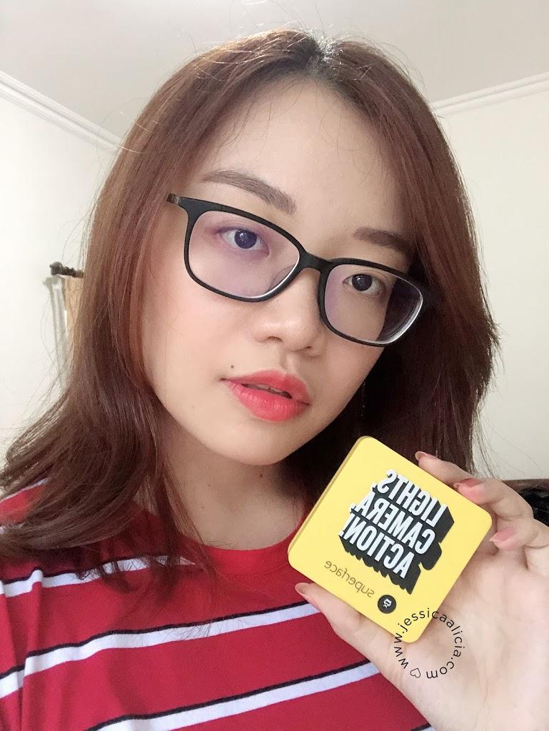 Review : Superface Zoom In Mesh Cushion, cushion Korea yang cocok buat kulit orang Indonesia!
