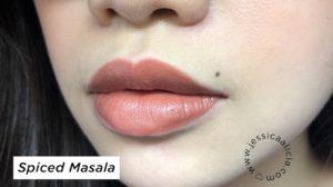 Review : By Lizzie Parra (BLP) Lip Glaze - Spiced Masala & Poppy Jam by Jessica Alicia