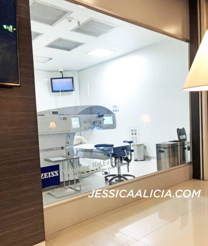 Pengalaman Lasik Mata ReLEx® SMILE di Jakarta Eye Center by Jessica Alicia