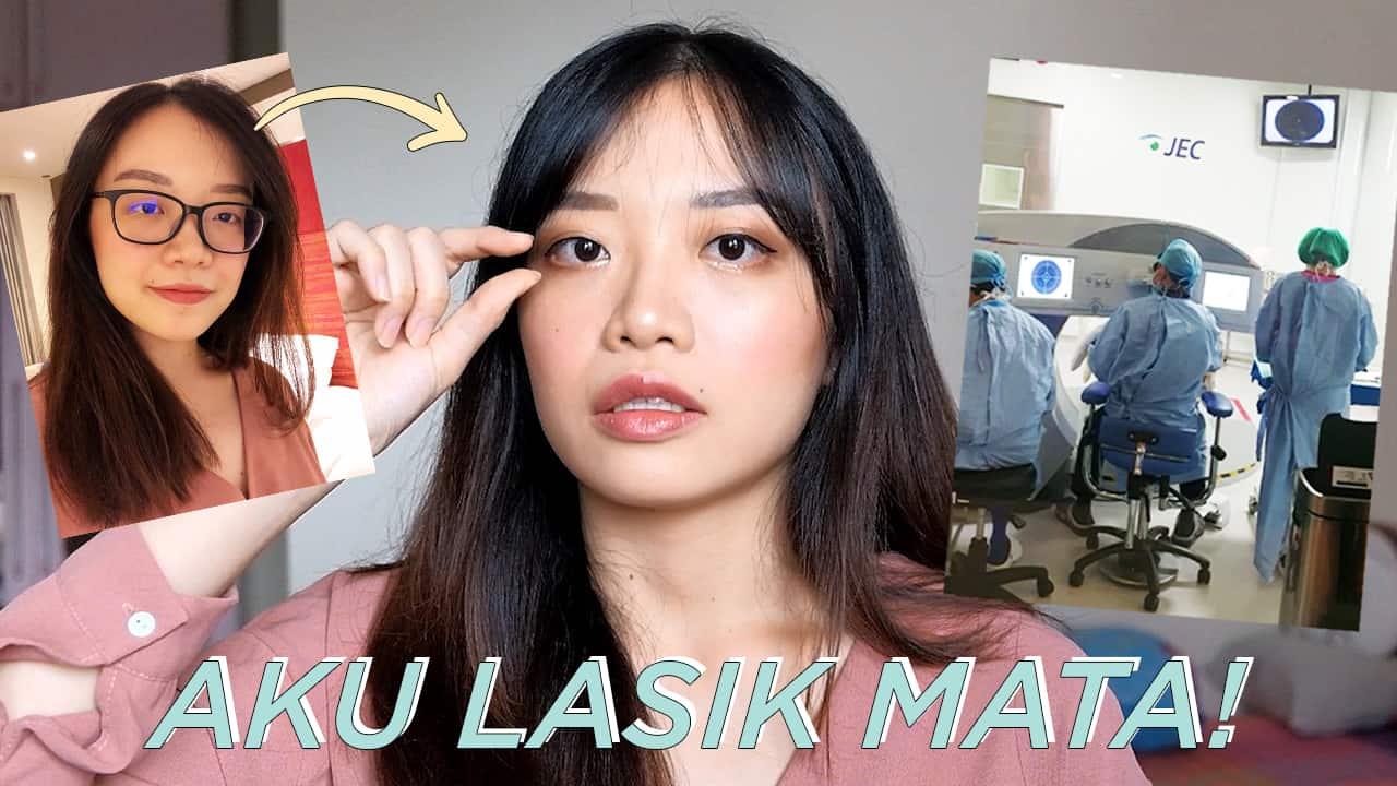 Pengalaman Lasik Mata ReLEx® SMILE di Jakarta Eye Center