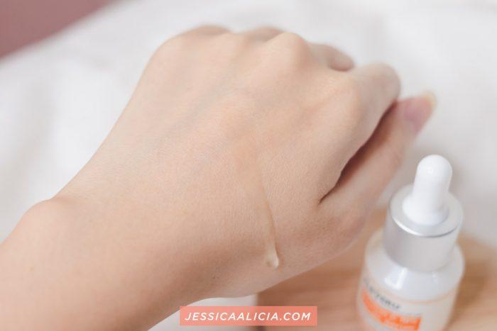 Kleveru Organics Vitamin C 10% Ferulic Serum by Jessica Alicia